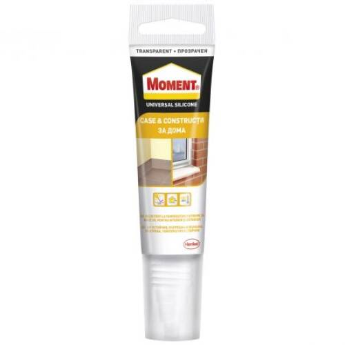 Moment silicon universal transparent 50ml